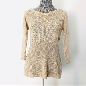 American Rag Hooded Knit Sweater size XS